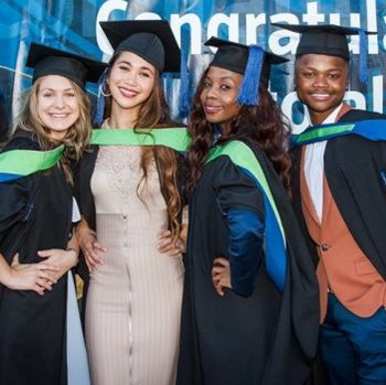 Mandela University students graduate in period of historic inauguration