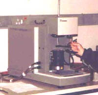 Thermogravimetric Analyser