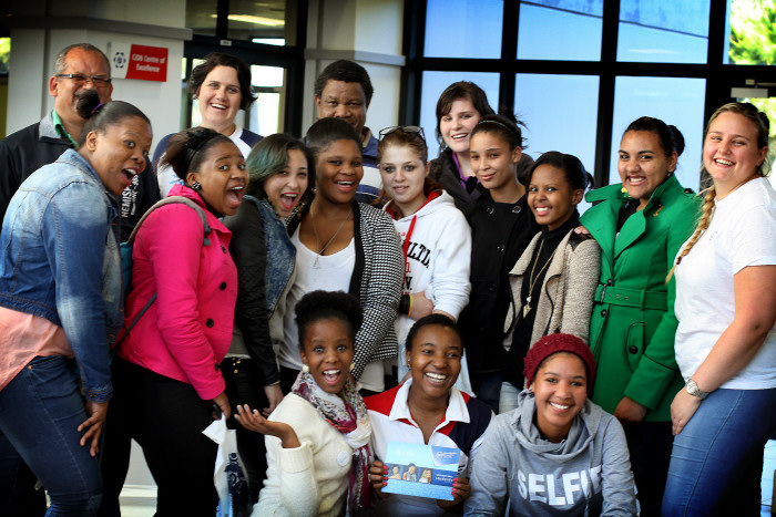 WELA hosts young female engineers to be