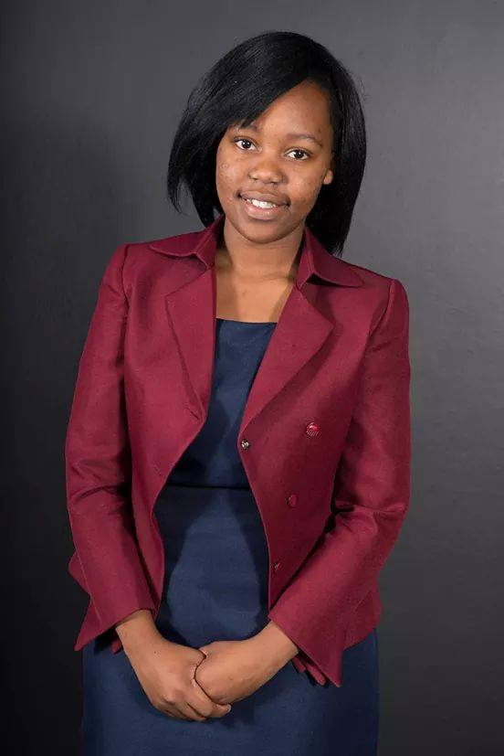 FORMER NMMU SRC PRESIDENT SWORN IN AS YOUNGEST SA PARLIAMENTARIAN